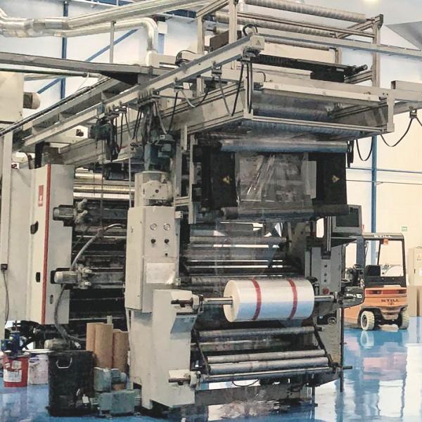 Impresora de film
