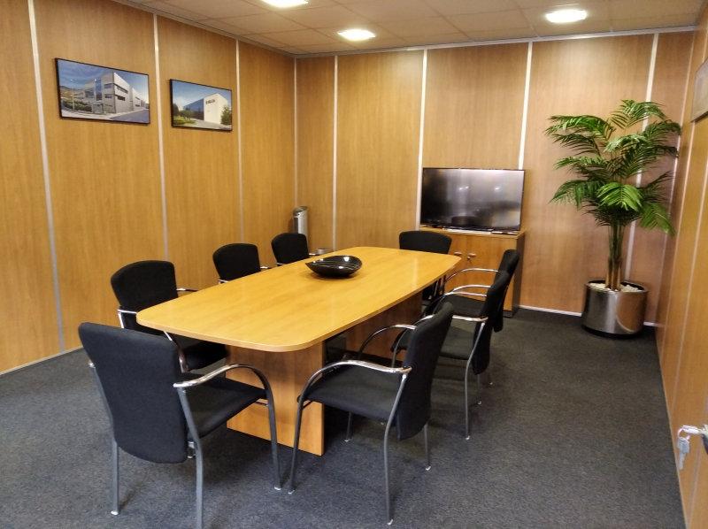 Salas de reunión