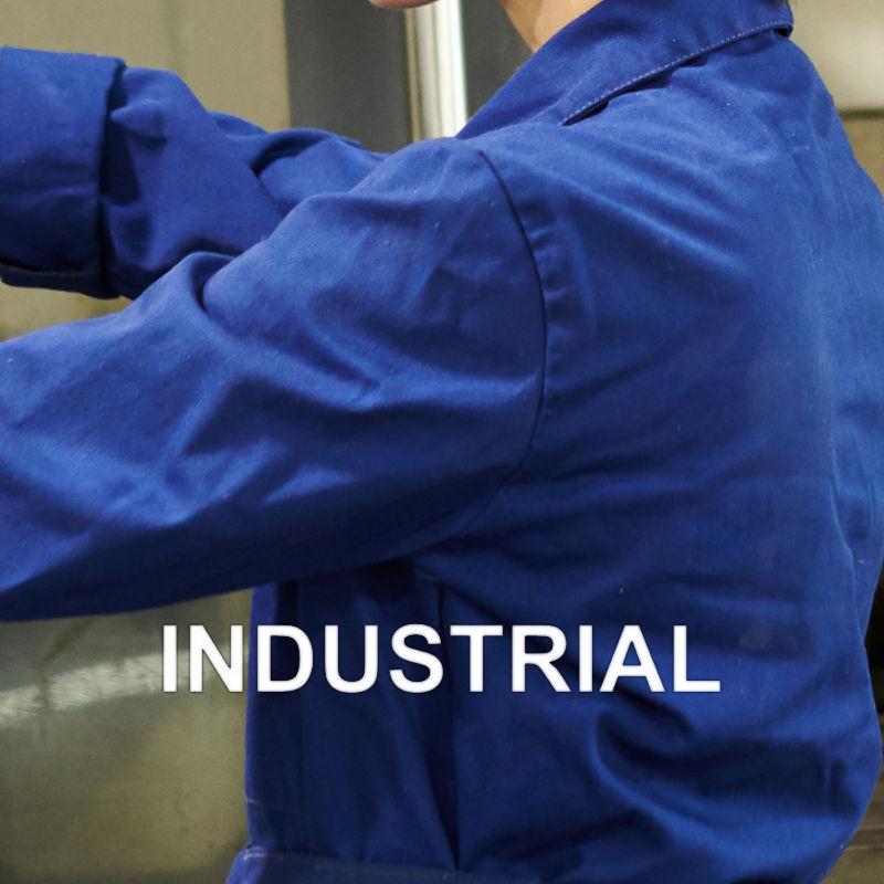 Soluciones de envasado industrial